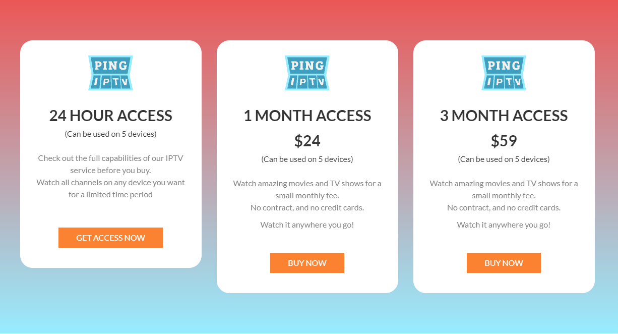 12 Why should Ping IPTV chosen?
