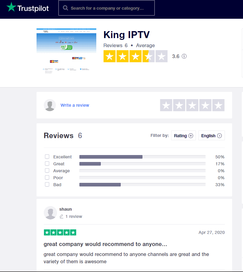 review-of-king-iptv Watch Live Channels on Various Devices with King IPTV