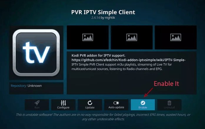 Capture7 How can you add EPG to Kodi?