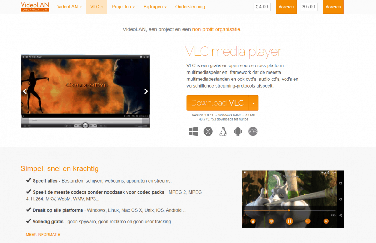 VLC-player Set up IPTV with VLC media player