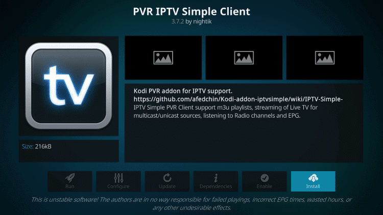 l How To Stream IPTV on Kodi with PVR IPTV Simple Client