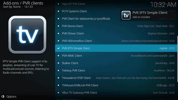 m How To Stream IPTV on Kodi with PVR IPTV Simple Client