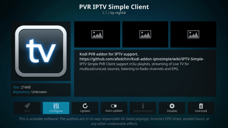 p How To Stream IPTV on Kodi with PVR IPTV Simple Client